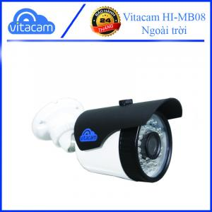 Camera Vitacam IP Hislicon 3Mpx 3.6mm MB08  Ngoài Trời - HI-MB08- IP3603M
