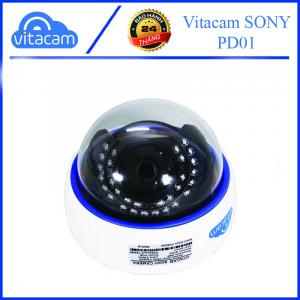 Camera Vitacam POE Sony 2Mpx 2.8mm PD01 Trong nhà SONY-PD01-P2802M