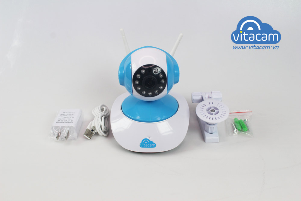Camera Wifi Vitacam VT1080